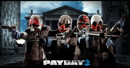 Как фармить опыт и деньги в PayDay 2