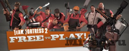 Фарм ключей и металла в Team Fortress 2