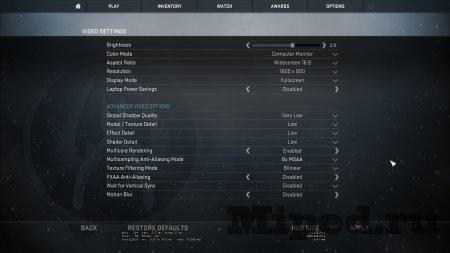 Как оптимизировать свою игру в CS: GO или поднимаем FPS