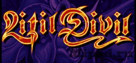 Игра Litil Divil и как ее получить в Steam бесплатно