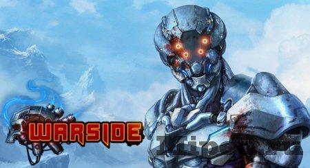 Обзор на игру  Warside и как получить бонус-ключ к ней