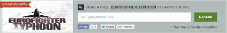 Игра Eurofighter Typhoon и как получить её бесплатно в Steam