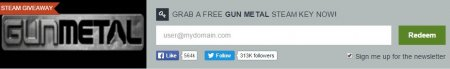 Игра Gun Metal и как получить её бесплатно в Steam
