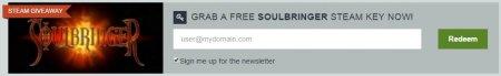 Игра Soulbringer и как получить её бесплатно в Steam