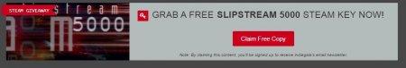Игра Slipstream 5000 и как получить бесплатно для Steam