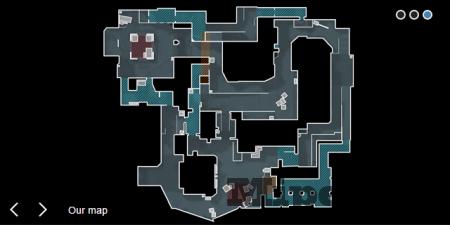 Как заменить свои радар и карту в CS:GO на более красивые