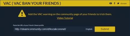 Как подшутить над своим другом, который играет в CS:GO