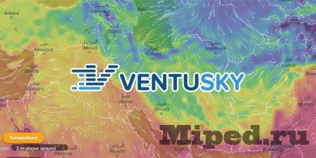 Как узнать точную погоду с помощью Ventusky